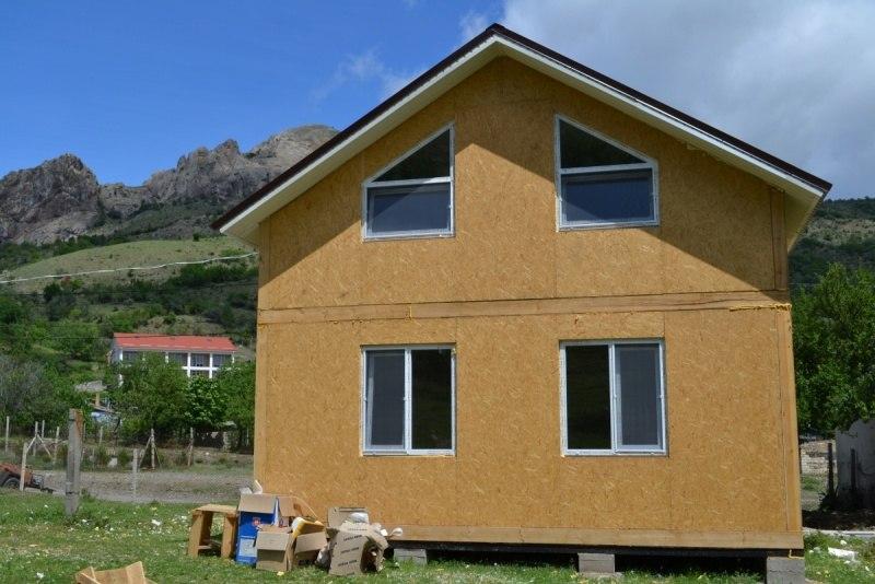 Строящиеся гостиницы в крыму